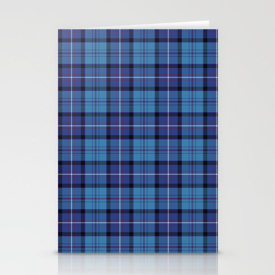 Royal Air Force Tartan Stationery Cards