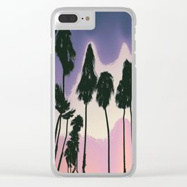 South of Nowhere Clear iPhone Case