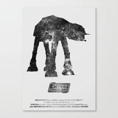 Star Wars - The Empire Strikes Back Canvas Print