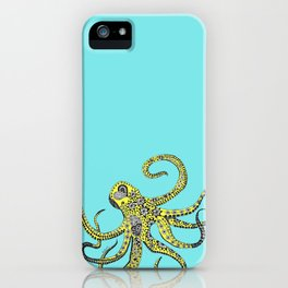 The illustrious Octo (by Anjuri) iPhone Case