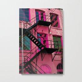 ESCAPE Metal Print