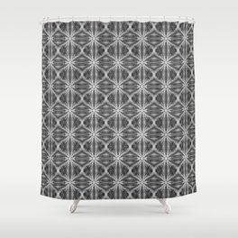 Shades of gray. Shower Curtain