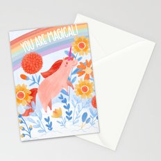 You Are A Magical Unicorn Stationery Cards