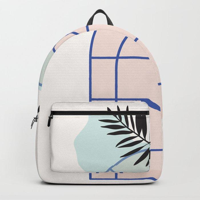 // Royal Gardens 02 Backpack
