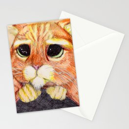 Puss In Boots. Stationery Cards