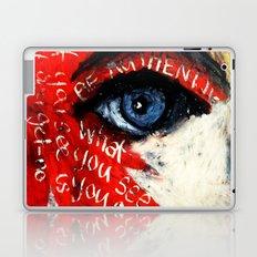 Authentic Laptop & iPad Skin