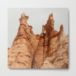 Hoodoos, Bryce National Park Metal Print