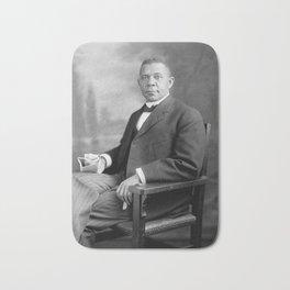 Booker T Washington Bath Mat