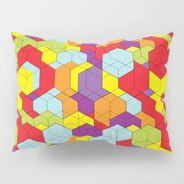 Cubes Pillow Sham