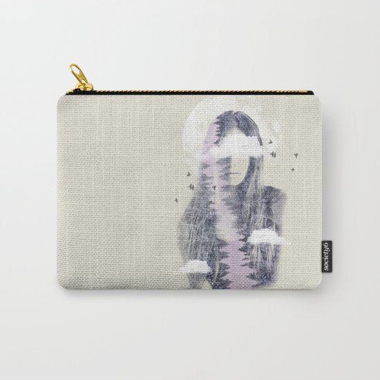 Moon Shine Carry-All Pouch
