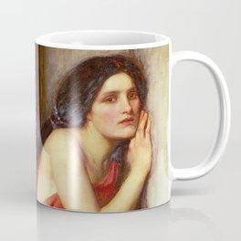 John William Waterhouse Thisbe 1909 Coffee Mug