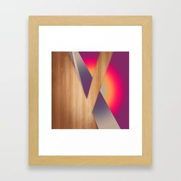 Session 11: XXV Framed Art Print