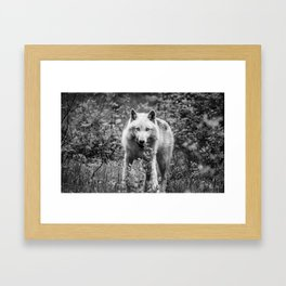 One With Nature Framed Art Print