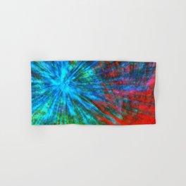 Abstract Big Bangs 001 Hand & Bath Towel