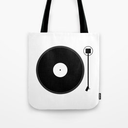 gramofon Tote Bag