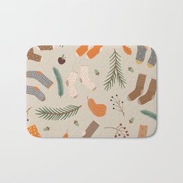 Stay Warm Bath Mat