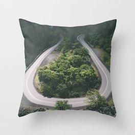 Rowena Crest II Throw Pillow
