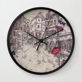 ABC Cafe, Les Mis Wall Clock