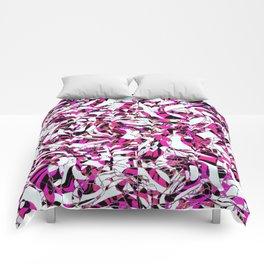 Colour pops - pink Comforters