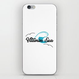 Vitamin iPhone Skin