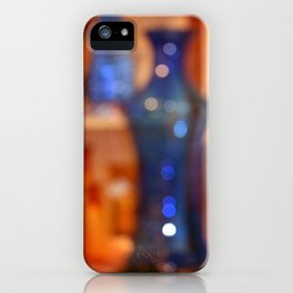 Make Me a Vessel -- Glass and Light Abstract iPhone Case