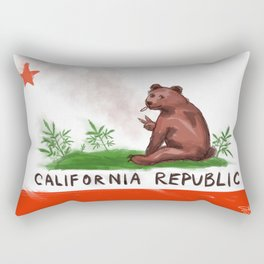 Smokey Bear Rectangular Pillow
