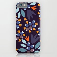 Blueberry iPhone 6s Slim Case