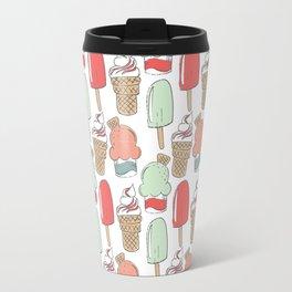 Ice Cream Cart Travel Mug