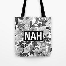 NAH B&W Tote Bag