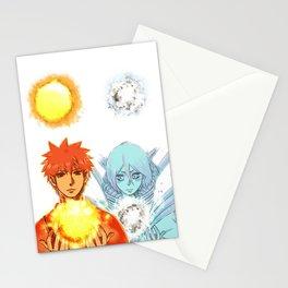 Sun x Moon Stationery Cards