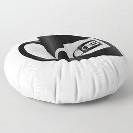 Infinite Coffee Floor Pillow