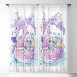 Summerland Sheer Curtain