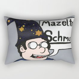 Mazeltov Schmuck Rectangular Pillow