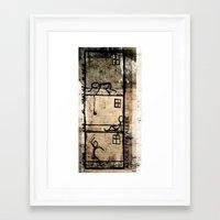 jojo Framed Art Prints featuring jojo by woman