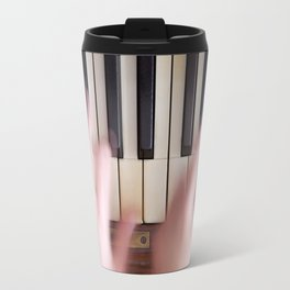 Musician play piano Travel Mug