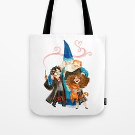 Harry Potter Hug Tote Bag