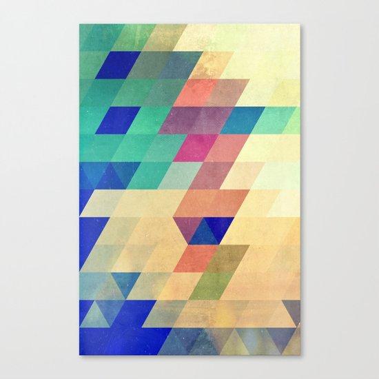 dyrzy Canvas Print