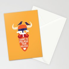 Pillage Stationery Cards