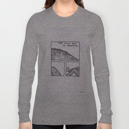 Hair Long Sleeve T-shirt