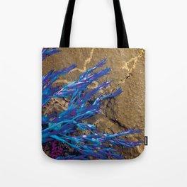 I Turned Blue Tote Bag