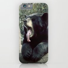 bear yawn Slim Case iPhone 6s
