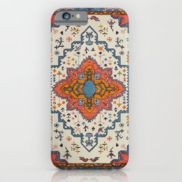 N125 - HQ Bohemian Traditional Moroccan Style Decor Artwork. iPhone Case