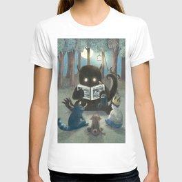 Reading Circle (option) T-shirt