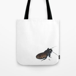 Madagascar Hissing Cockroach Tote Bag