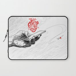 And I'll send all my loving to you Laptop Sleeve