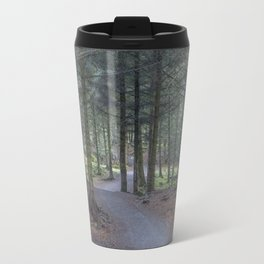 Viking forest in Norway Travel Mug