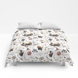 HP Pattern Comforters