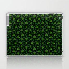 Tiled Weed Pattern Laptop & iPad Skin