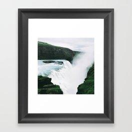 Dettifoss, Iceland Framed Art Print