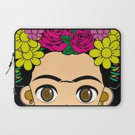 Frida draw Laptop Sleeve